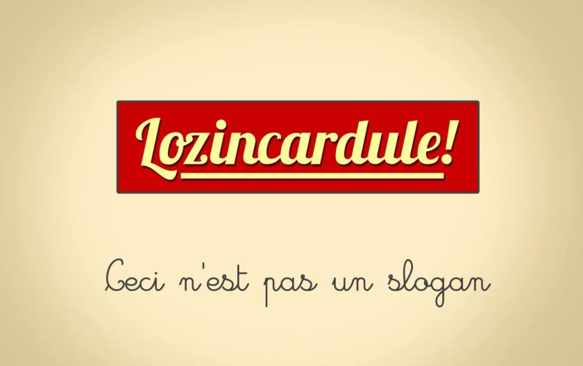 Lozincardule