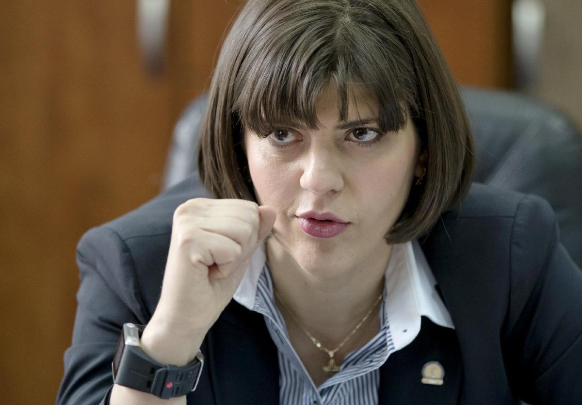 Laura Codruța Kövesi trebuie să facă un ultim lucru bun pentru România: să plece de la șefiaDNA